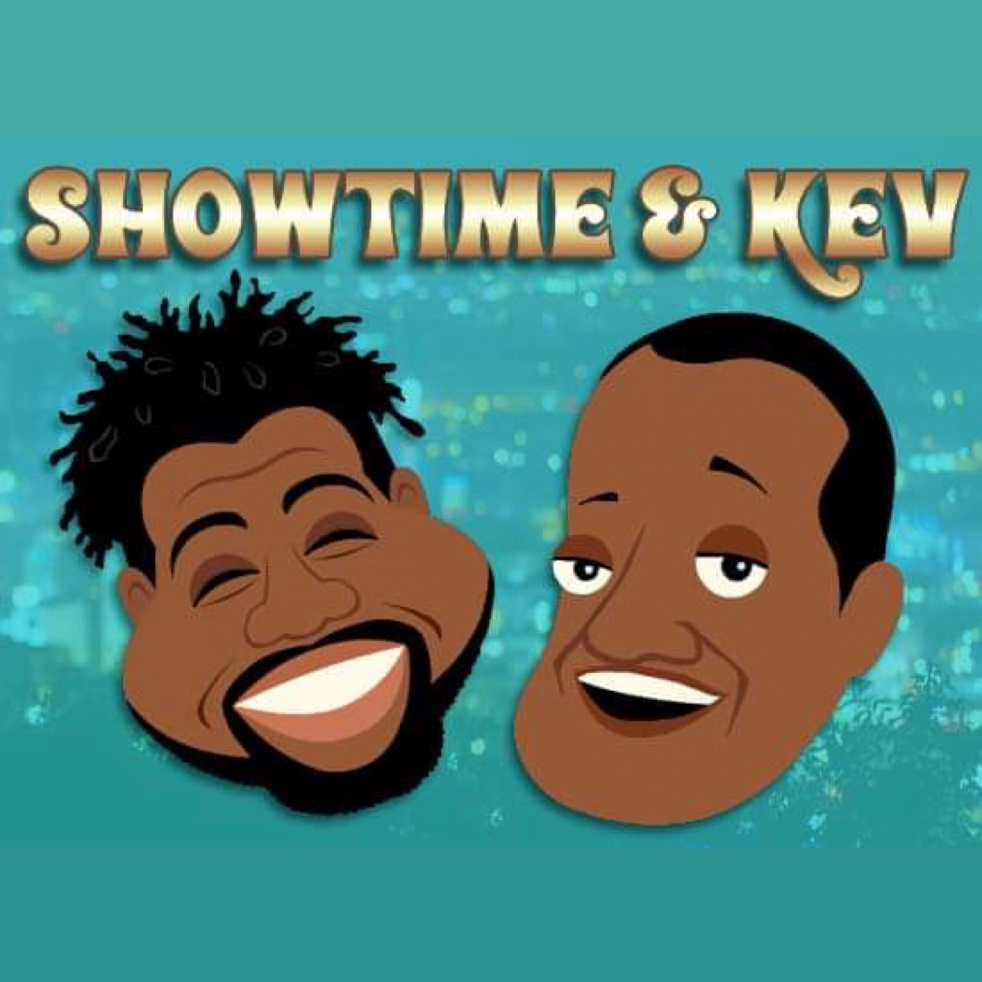 Showtime & Kev - Cover Image