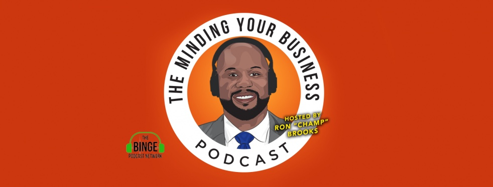The Minding Your Business Podcast - show cover