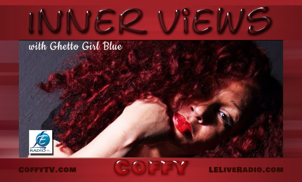 Inner Views with Ghetto Girl Blue - show cover