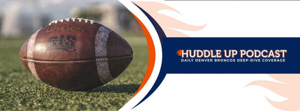Huddle Up Podcast's show - show cover