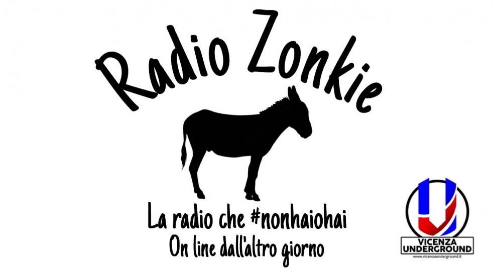 Radio Zonkie - show cover