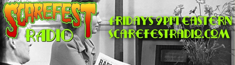 Scarefest Radio - show cover