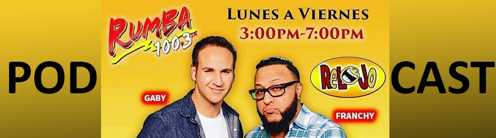 El Relajo con Franchy y Gaby - show cover