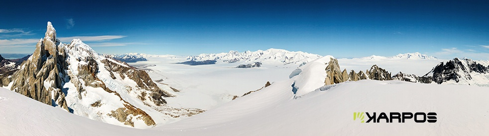 Racconti dalla Patagonia - Karpos - imagen de show de portada