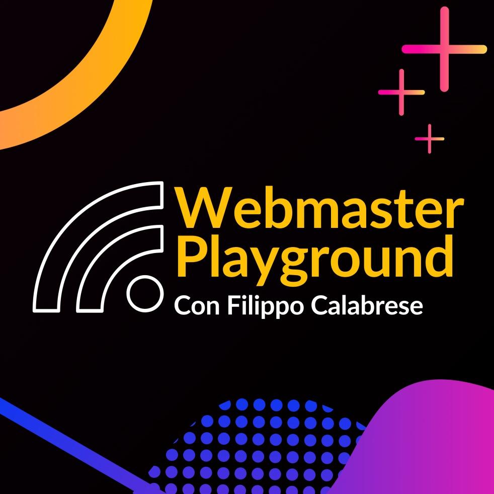 Webmaster Playground - imagen de portada