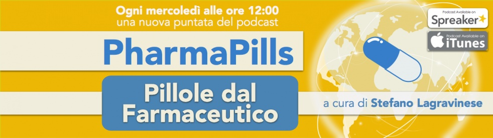 PharmaPills - Pillole dal farmaceutico - show cover