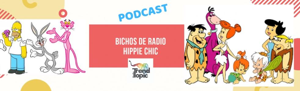 Bichos de radio - Radio Trend Topic - imagen de show de portada