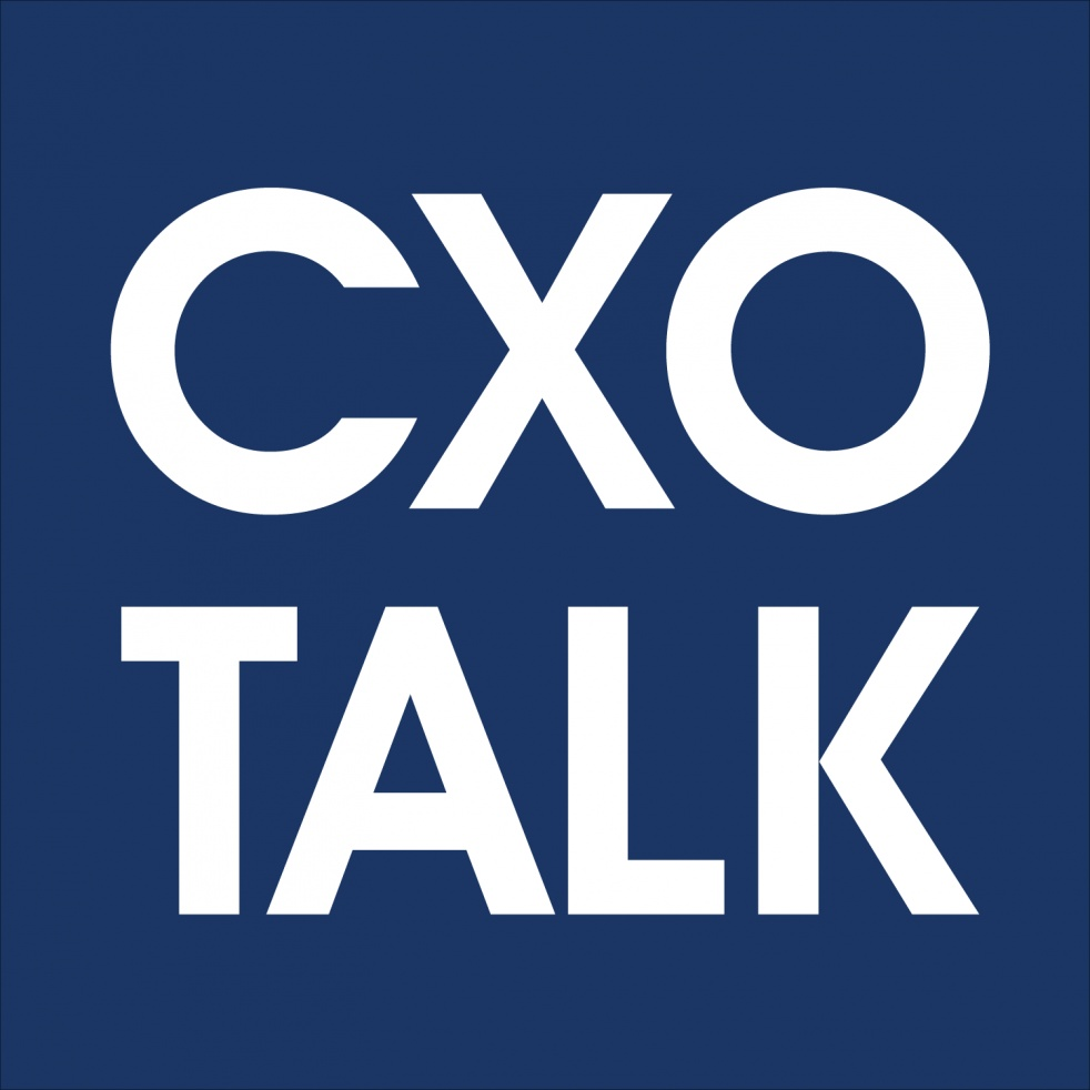CXOTalk: Innovation and Disruption - show cover
