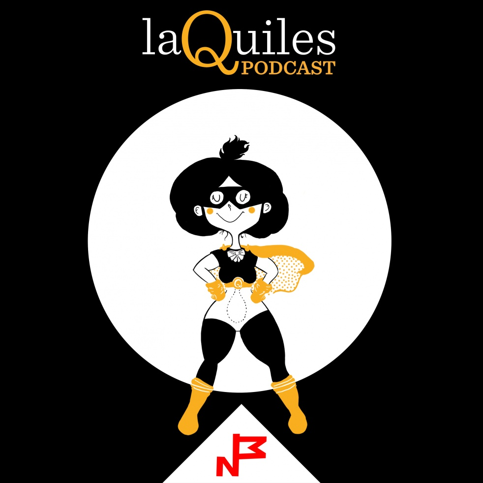 La Quiles - imagen de show de portada