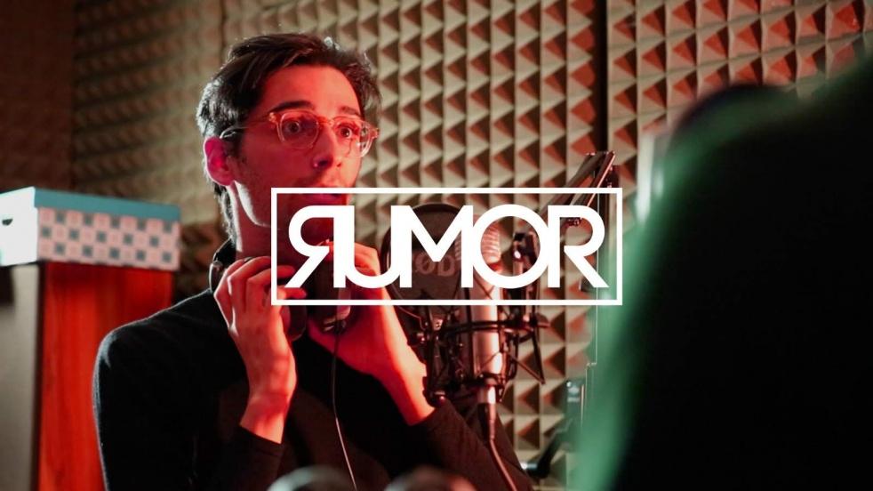 Radio RUMOR - show cover