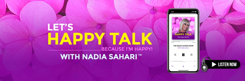 """LET'S HAPPY TALK! """"Because I'm Happy!"""" - show cover"""