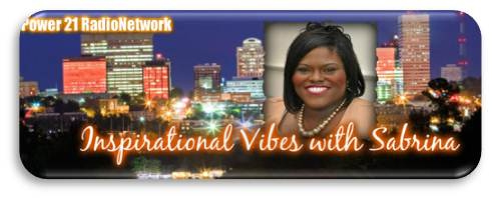 Inspirational Vibes With Sabrina Brown - Cover Image
