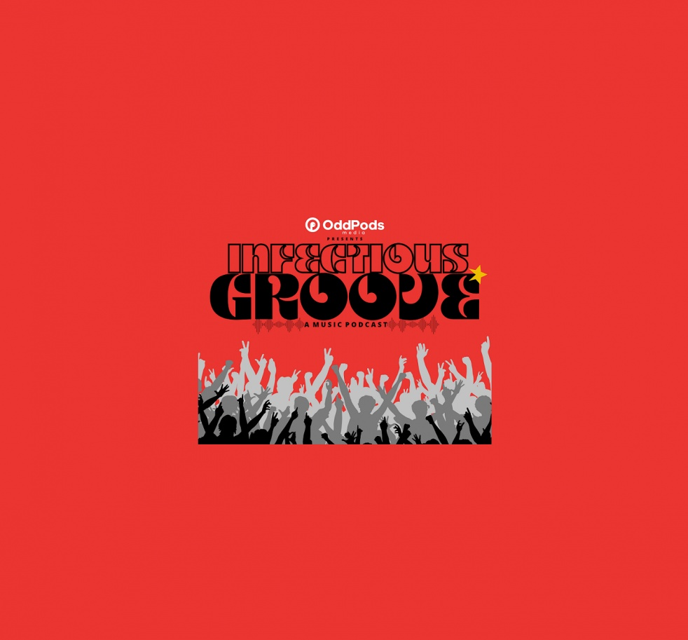 Infectious Groove Podcast - Cover Image