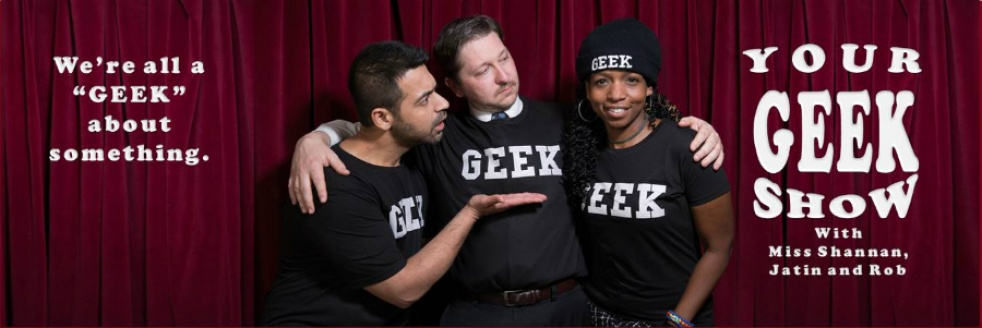 Your Geek Show's show - show cover