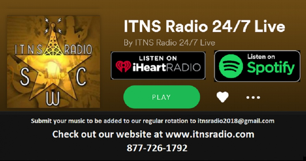 ITNS Radio 24/7 Live - show cover