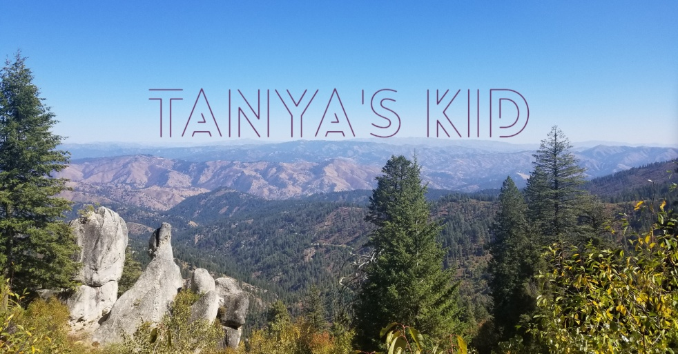 Tanya's Kid - Cover Image