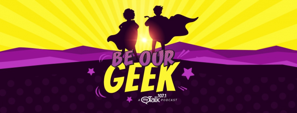 Be Our Geek - Cover Image