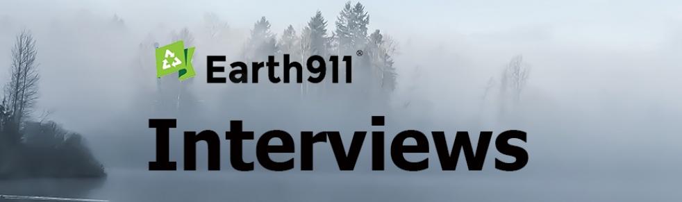 Earth911.com Interviews - show cover