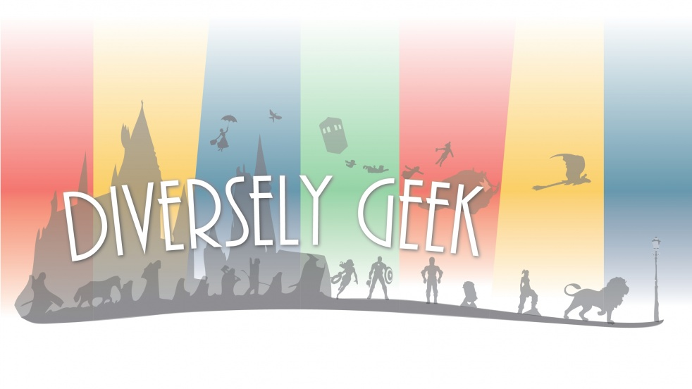 Diversely Geek Discusses - imagen de portada