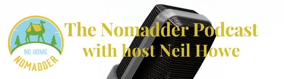 The Nomadder Podcast - Cover Image
