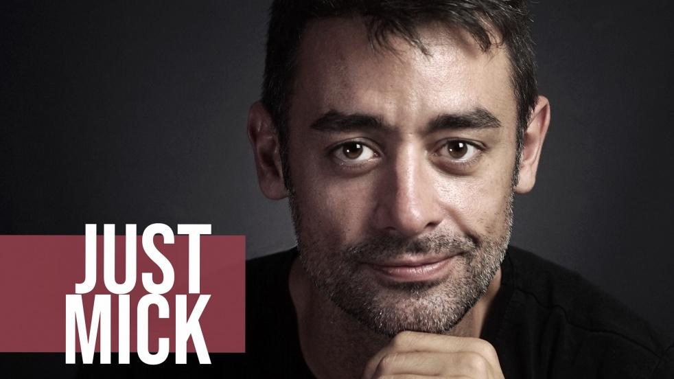 JustMick - Il podcast - immagine di copertina