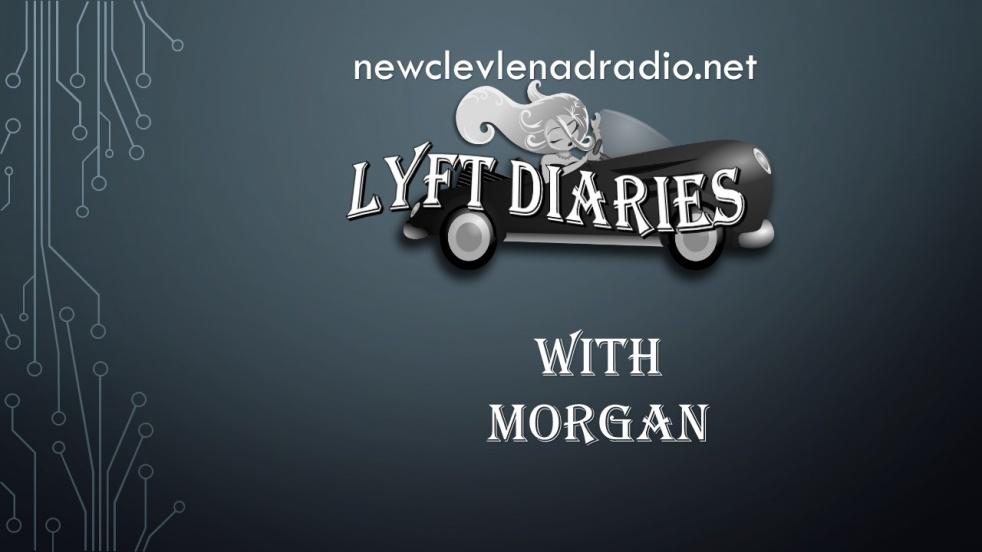 Lyft Diaries - Morgan a Lyft & Uber Driv - show cover