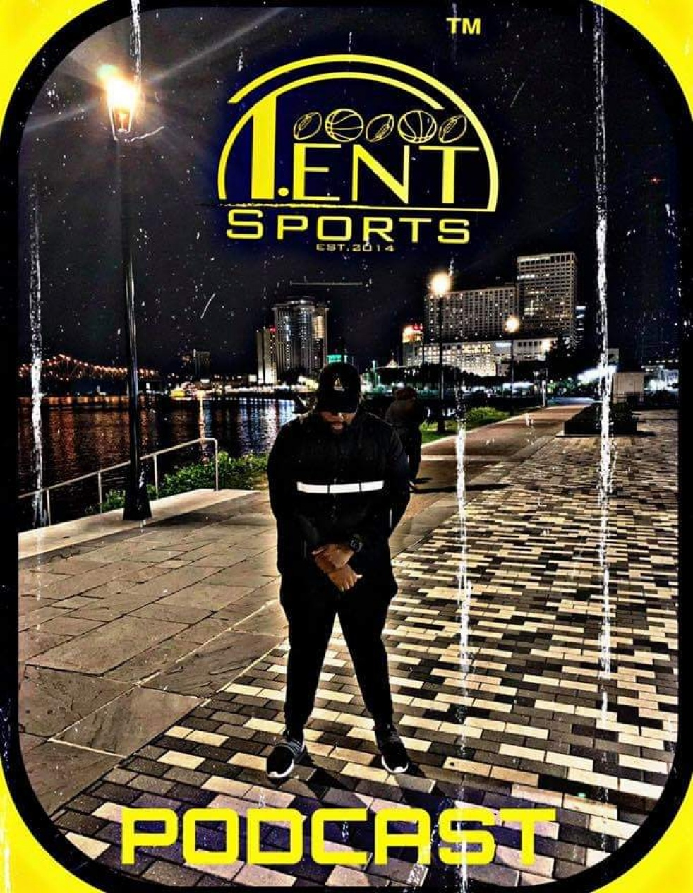 T-ENT SPORTS PODCAST - Cover Image