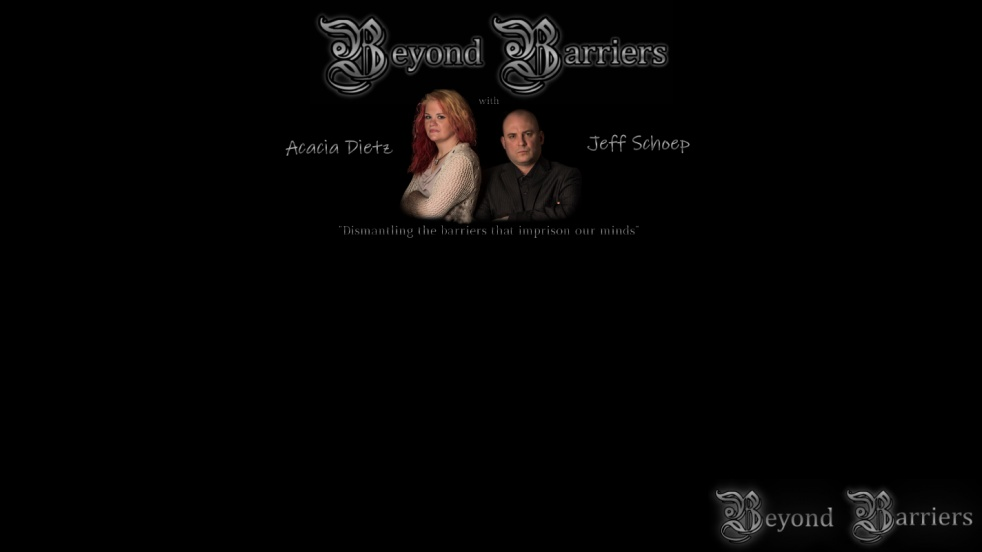 Beyond Barriers Podcast - Cover Image