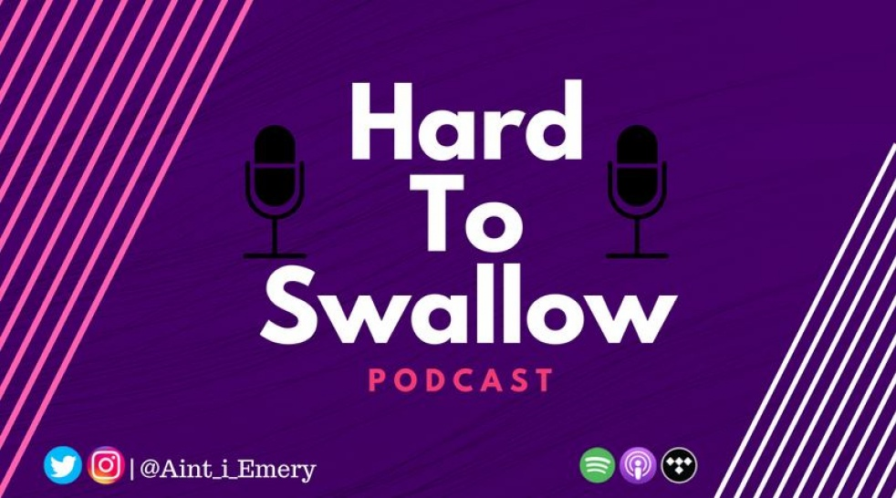 Hard to Swallow Podcast - imagen de show de portada