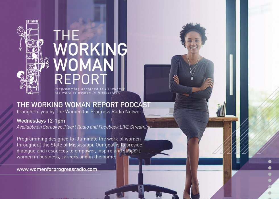 The Working Woman Report - show cover