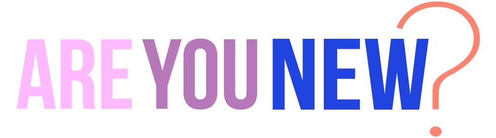 Are You New? - imagen de show de portada