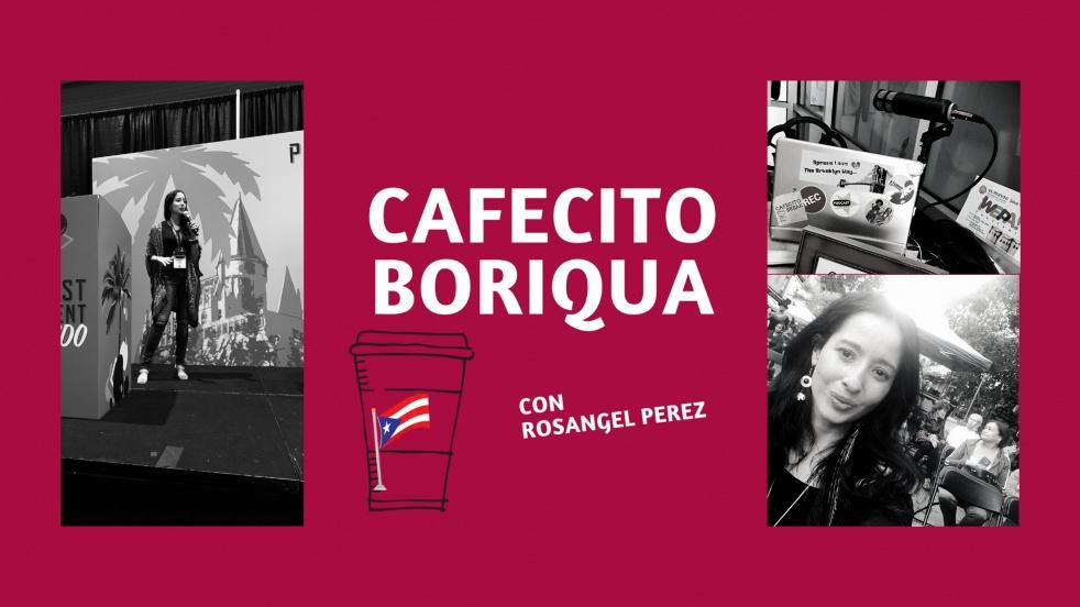 Cafecito Boriqua - imagen de portada