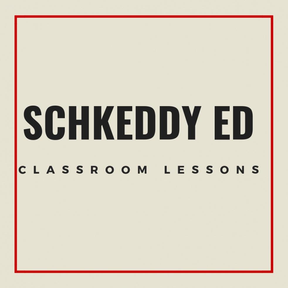 Schkeddy Ed Classroom Lessons - imagen de portada