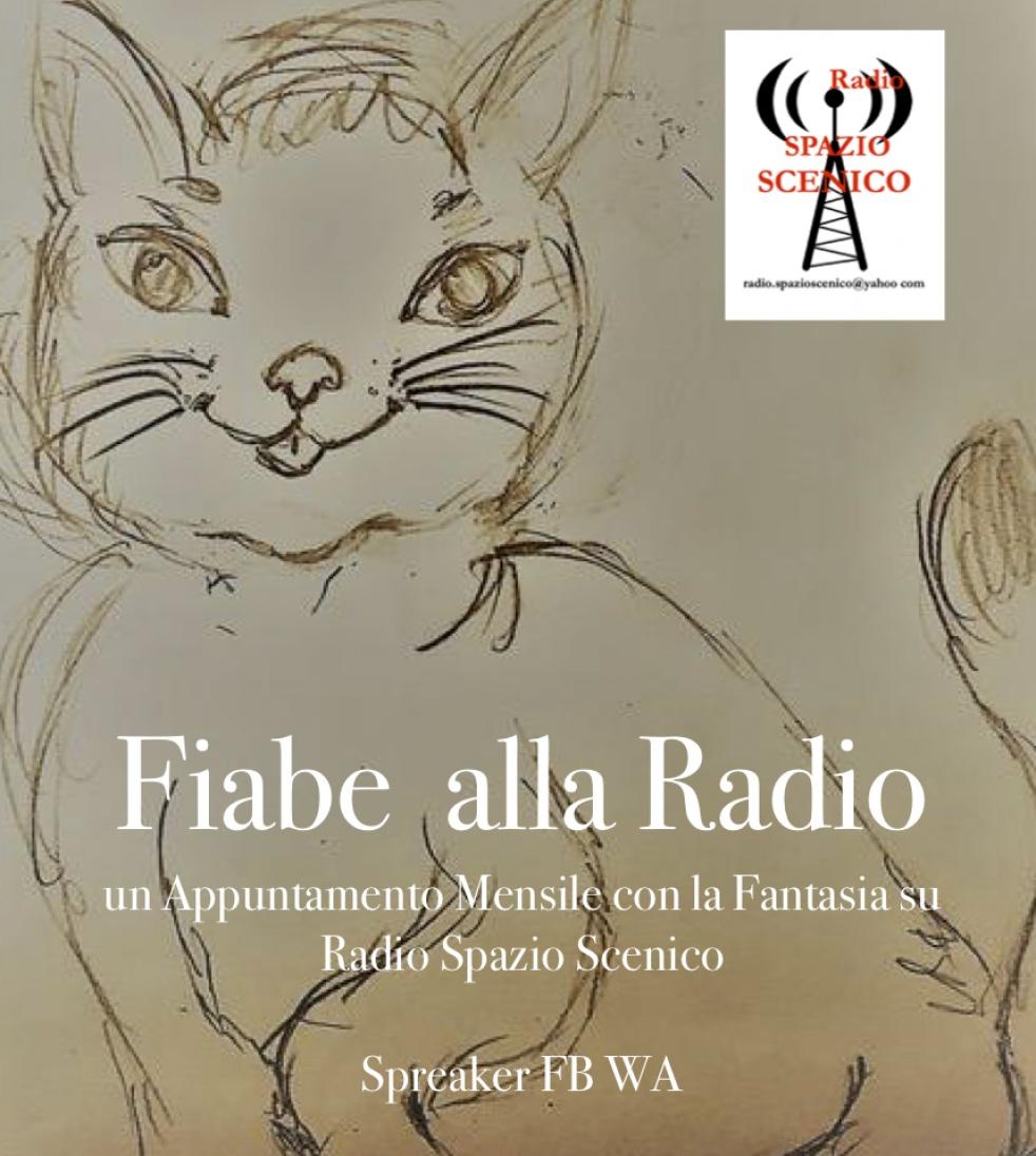 Fiabe alla Radio - Cover Image