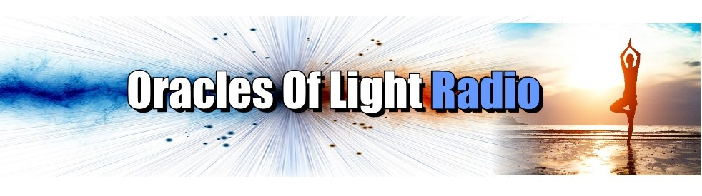 Oracles of Light Radio - imagen de show de portada