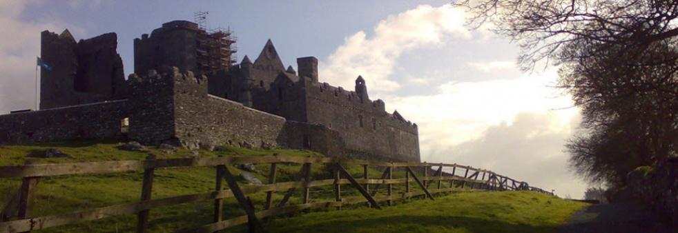 Underway in Ireland - immagine di copertina dello show