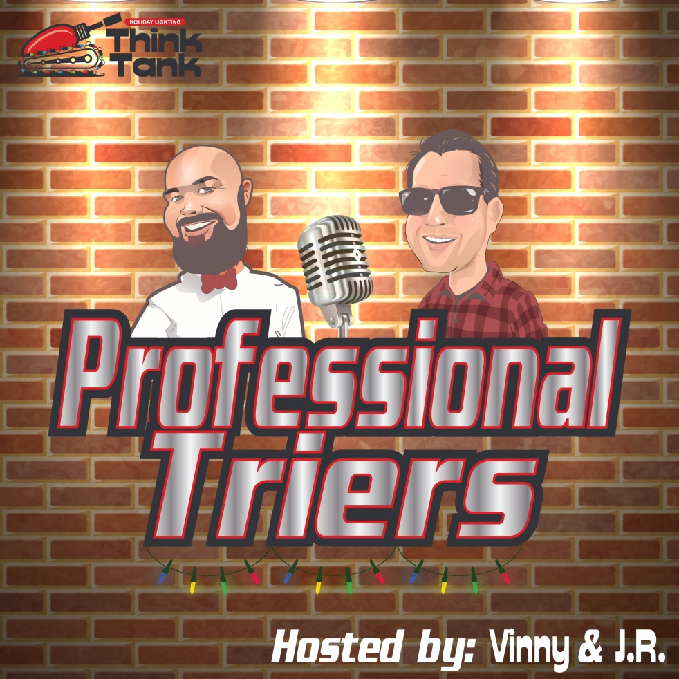 Professional Triers - show cover