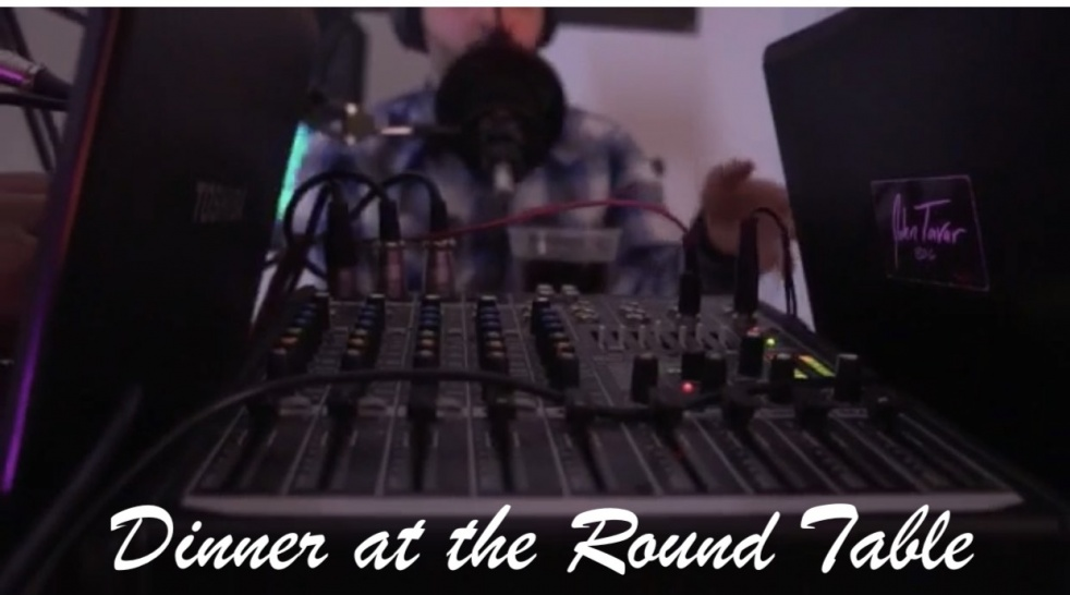 Dinner At The Round Table Podcast Show - show cover
