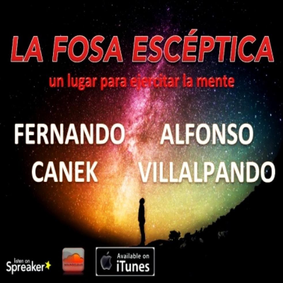 LA FOSA ESCÉPTICA - immagine di copertina