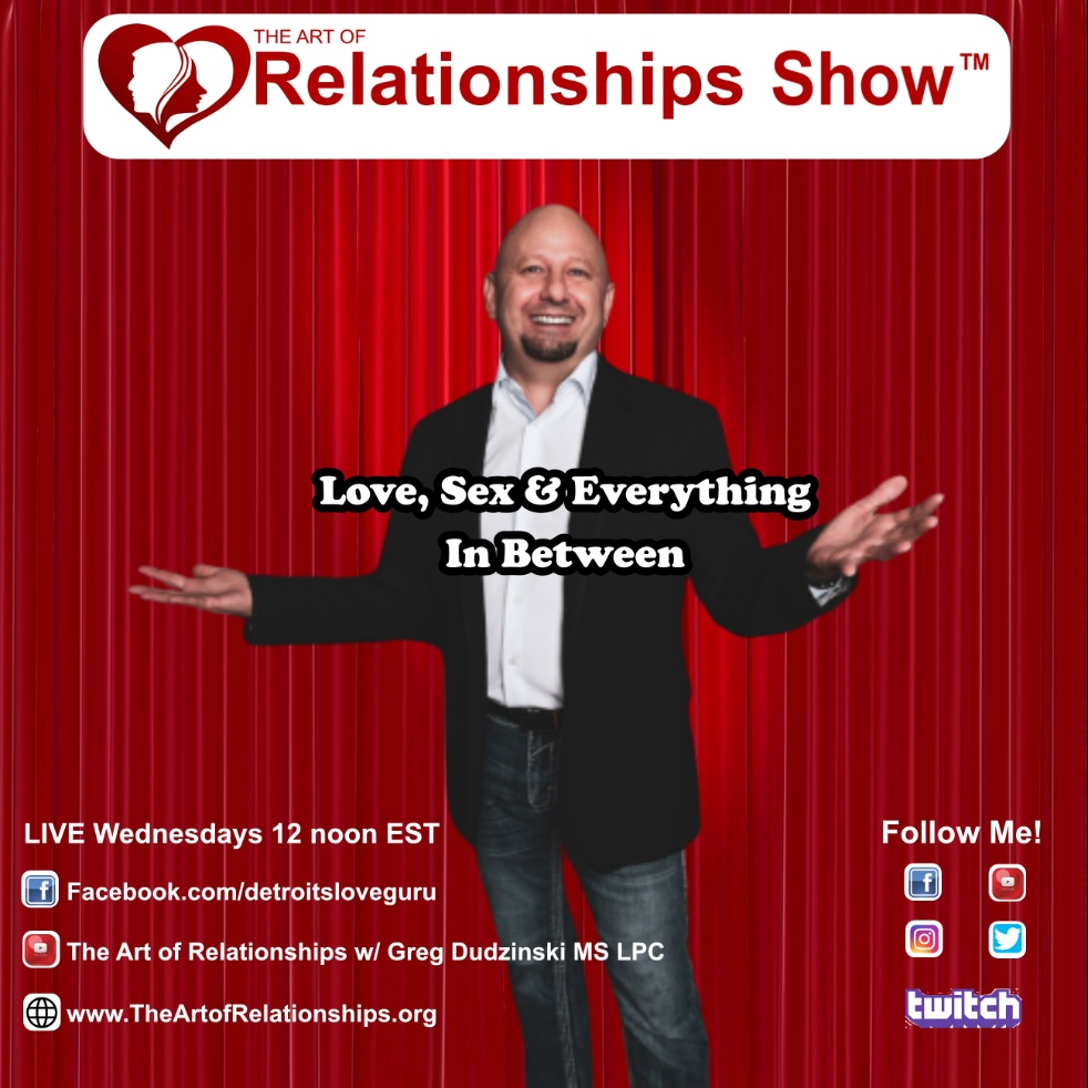 The Art of Relationships Show - Cover Image
