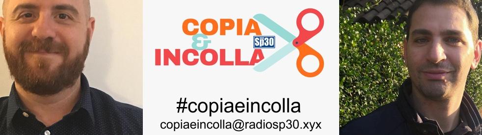 Copia & Incolla | RadioSP30 - show cover