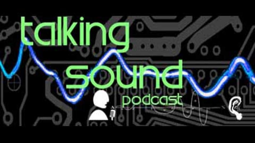 Talking Sound Podcast - imagen de portada