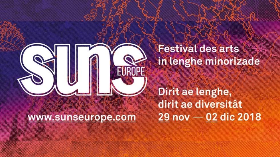 SUNS Europe 2018 - Pirulis di minorance! - show cover