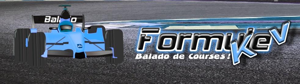 Formule Kev - Balado de Courses! - Cover Image