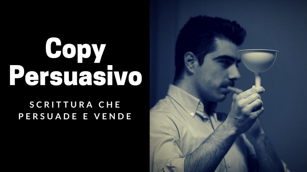 COPY PERSUASIVO™ di Andrea Lisi - immagine di copertina dello show