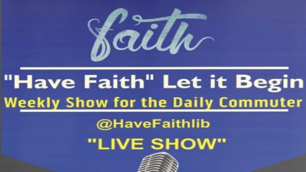 Have Faith Let it begin - immagine di copertina