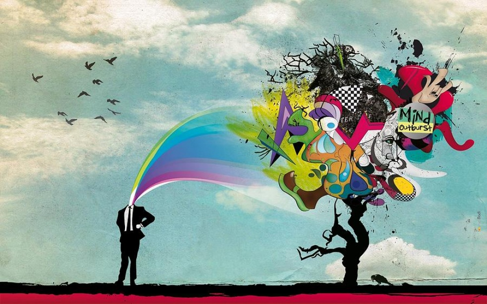 Arroe Collins Creativity Is The Addiction - Cover Image