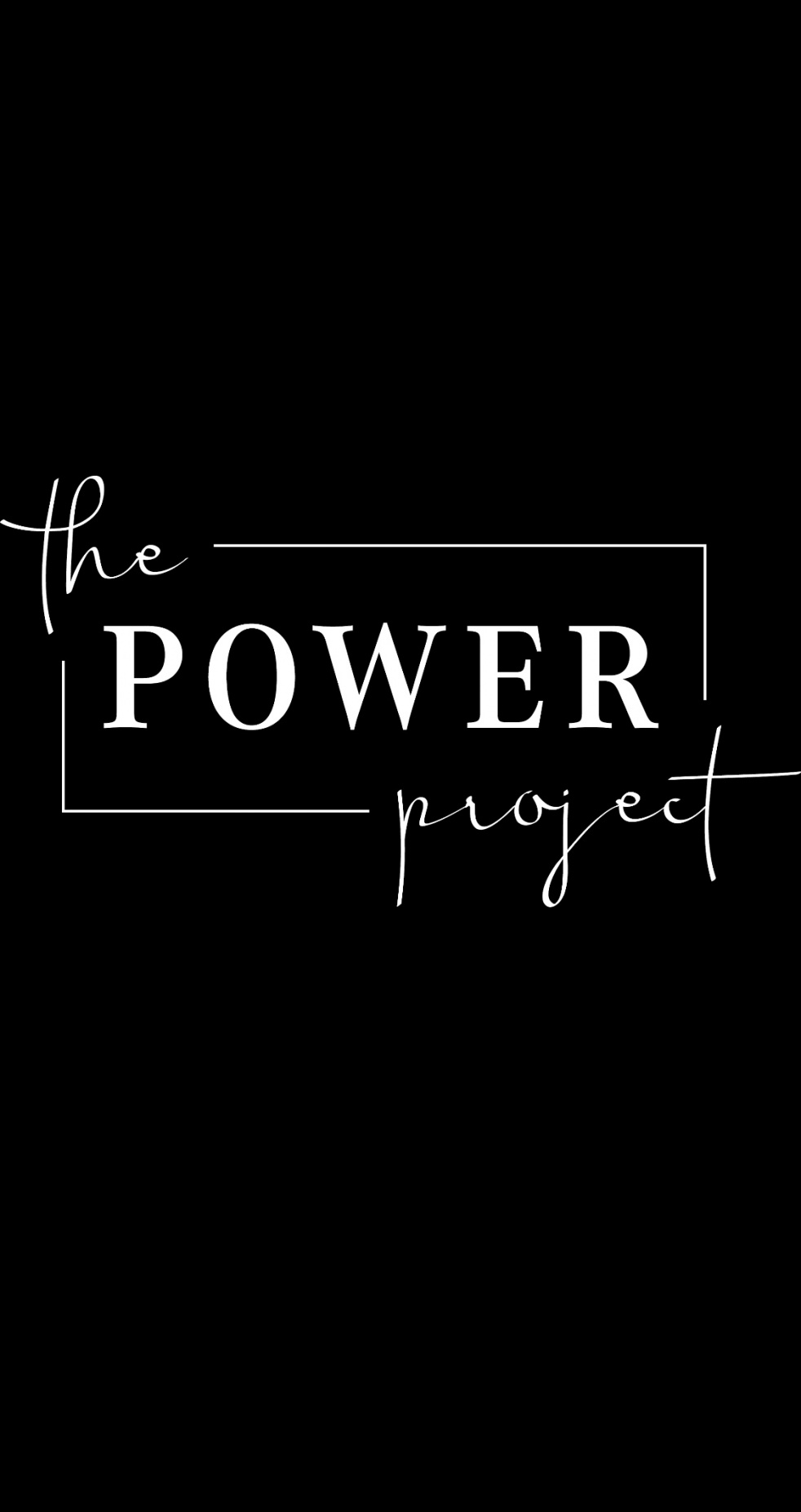 The Power Project Podcast - imagen de show de portada