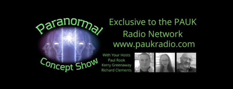 Paranormal Concept Show - Cover Image