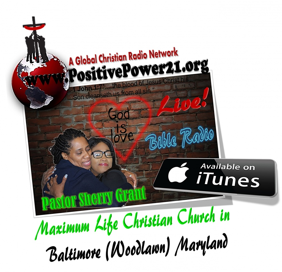 Maximum Life Christian Church - Balto - show cover